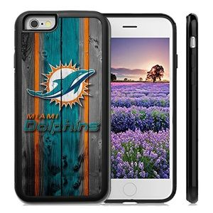 Accessories - Miami dolphin iPhone X 7 plus 8 6S 6 5S SE 5C case
